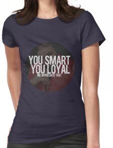DJ KHALED - YOU SMART Womens Fitted T-Shirt