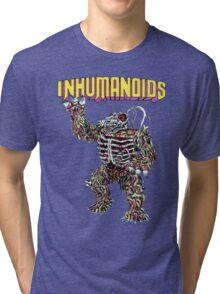 Inhumanoids D.Compose  Tri-blend T-Shirt