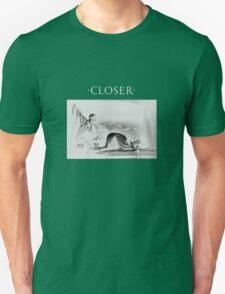 Joy Division - Closer (Inverted Colours) Unisex T-Shirt