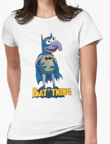 Gonzo the Batman Womens Fitted T-Shirt