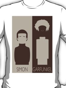 Simon and Garfunkel T-Shirt