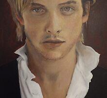 Portrait 001 by Marc-Benheim