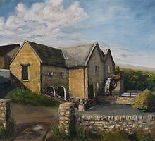 Quendale Watermill by Marc-Benheim