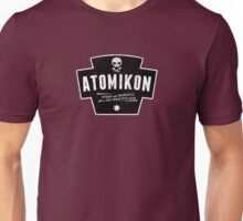 ATOMIKON Hotrods & Motorcycles Unisex T-Shirt