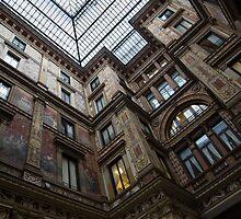 Elaborate Atrium Murals  by Georgia Mizuleva