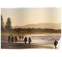 Sunshine Byron Bay Poster