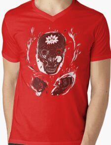skull on fire T-Shirt