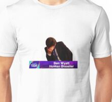 Ben Wyatt, Human Disaster Unisex T-Shirt