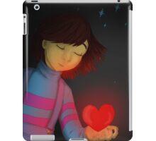 Determination  iPad Case/Skin