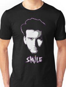 Kilgrave: Smile (white on dark colors) Unisex T-Shirt