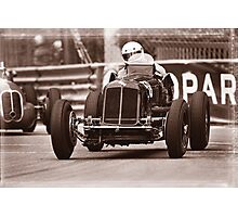 Grand Prix Historique de Monaco #4 Photographic Print