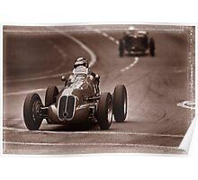 Grand Prix Historique de Monaco #5 Poster
