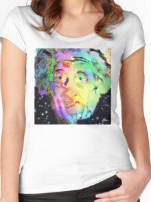 Albert Einstein Women's Fitted Scoop T-Shirt