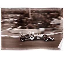 Grand Prix Historique de Monaco #7 Poster