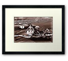 Grand Prix Historique de Monaco #8 Framed Print