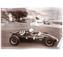 Grand Prix Historique de Monaco #9 Poster