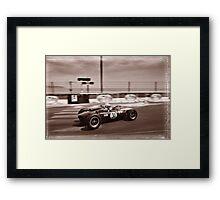 Grand Prix Historique de Monaco #10 Framed Print