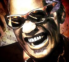 Ray Charles Smiles  by themighty