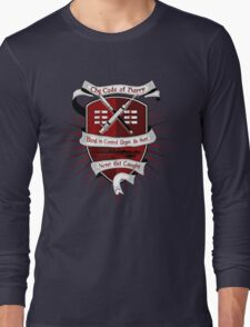 The Harry Code (Silver) Long Sleeve T-Shirt