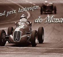 Grand Prix Historique de Monaco by Stefan Bau