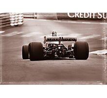 Grand Prix Historique de Monaco #12 Photographic Print