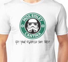 Mos Eisley Coffee Unisex T-Shirt