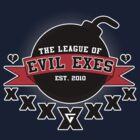 The League of Evil Exes by KingBenneth