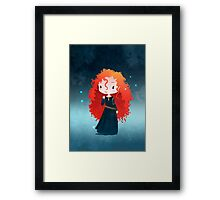 Merida Framed Print