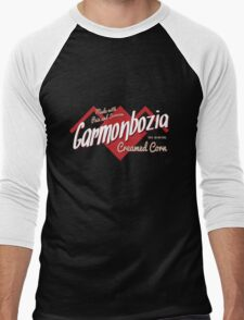Garmonbozia Creamed Corn Men's Baseball ¾ T-Shirt