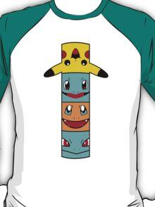 Totemon - Starter Pokemon T-Shirt