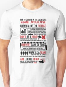 How to Survive... Unisex T-Shirt