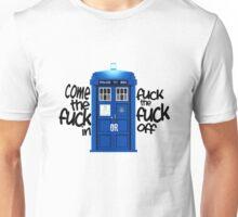 Tardis. Unisex T-Shirt