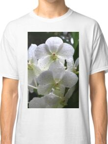 Orchid Beauty in White Classic T-Shirt