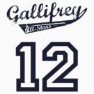Gallifrey All-Stars: Twelve (alt) by twig3721
