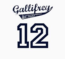 Gallifrey All-Stars: Twelve (alt) Men's Baseball ¾ T-Shirt