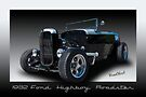 1932 Ford Highboy Roadster by ChasSinklier