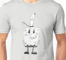 Spongebob SteamboatPants Unisex T-Shirt