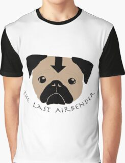 Pug - The Last Airbender Graphic T-Shirt