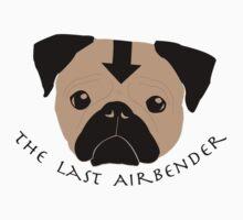 Pug - The Last Airbender by NathanAaronSon