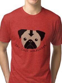 Pug - The Last Airbender Tri-blend T-Shirt