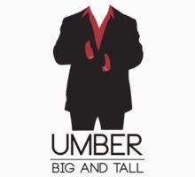 Umber Big and Tall by ILikeToPinch