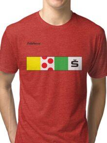 VeloVoices Tour de France T-shirt Tri-blend T-Shirt