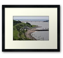 Spectacle Island Boston Massachusetts Framed Print