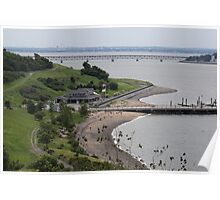 Spectacle Island Boston Massachusetts Poster