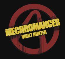 Mechromancer by Rhaenys