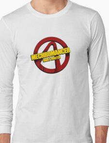 Mechromancer Long Sleeve T-Shirt