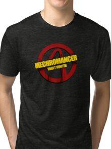 Mechromancer Tri-blend T-Shirt