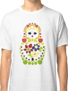 Fruit Matryoshka Doll Classic T-Shirt