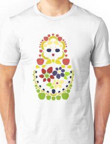 Fruit Matryoshka Doll Unisex T-Shirt