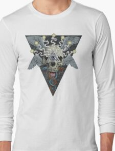 ajna awakening - muted Long Sleeve T-Shirt